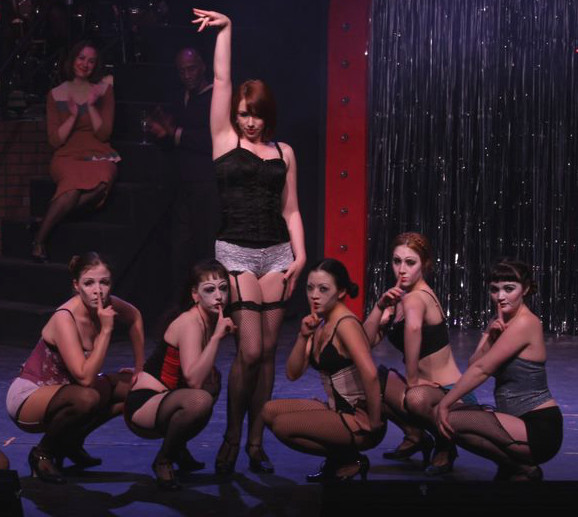Cabaret, 2008, photo: Jeffrey Kelly