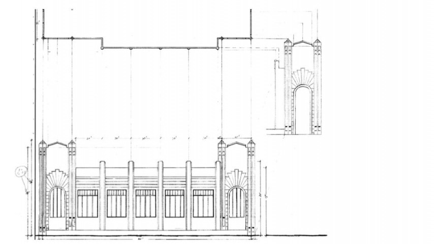 Arch 20 - Architectural Graphics - Multiview Hand Drawing
